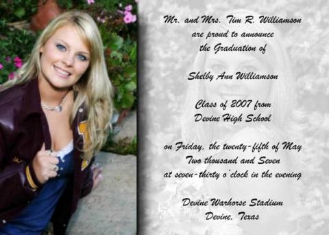 announcement-graduation