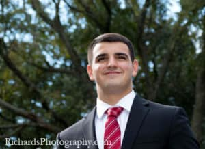 senior portraits san antonio texas suit and tie