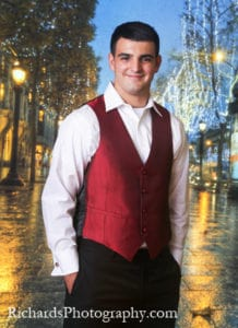 senior portraits formal attire san antonio texas
