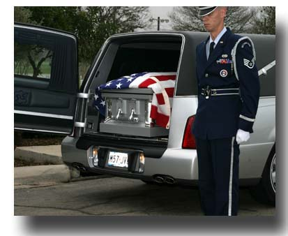 Funeral Photography Service Photographer of San Antonio Families