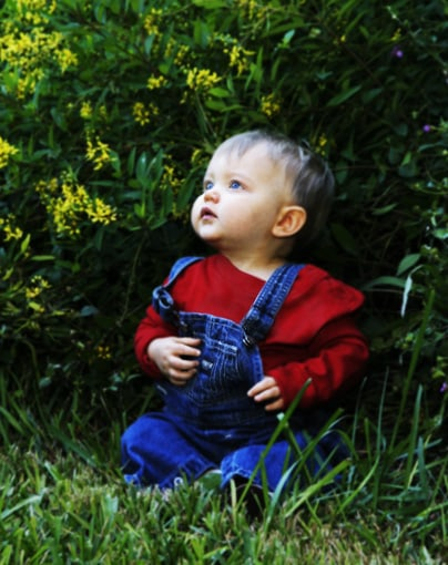 children's portrait san antonio texas outdoors