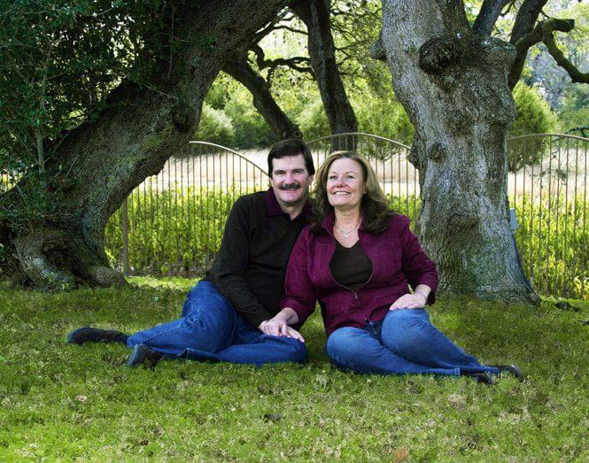 Couple Portrait Outdoor