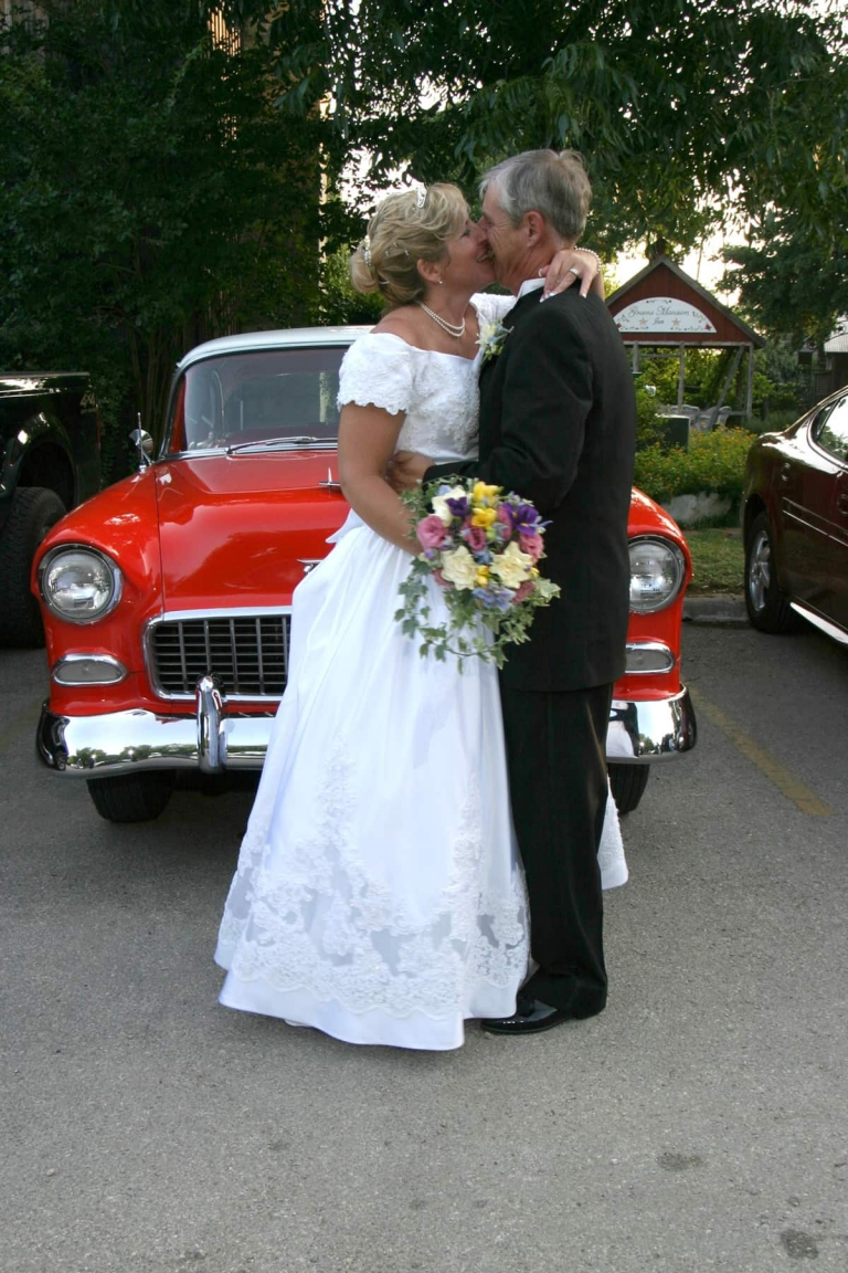 Gruene Texas Wedding Photo
