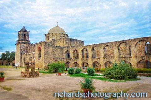 San Antonio Mission San Jose Art For Sale San Antonio Historical Landmarks