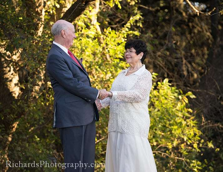 Professional family photo couple holding hands outdoor portrait local park san antonio tx