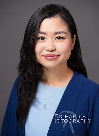 Medical Student Headshot Photography
