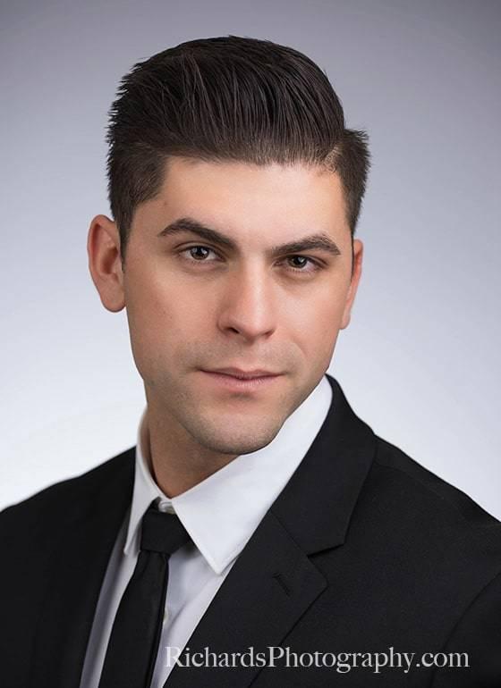 photography headshot of San Antonio professional