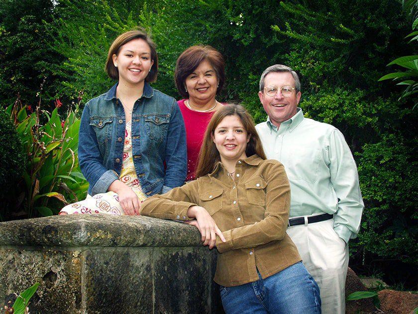 family photos san antonio texas mcnay