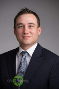 professional portraits in suit and tie