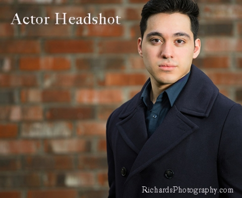 actor headshots san antonio photographer