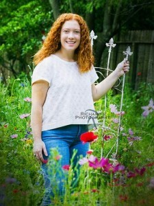 OUTDOOR casual senior portraits san antonio texas