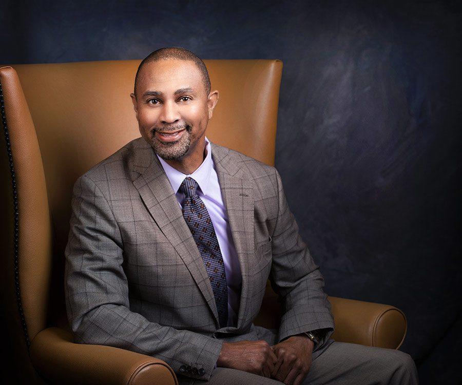 executive business portrait man san antonio texas