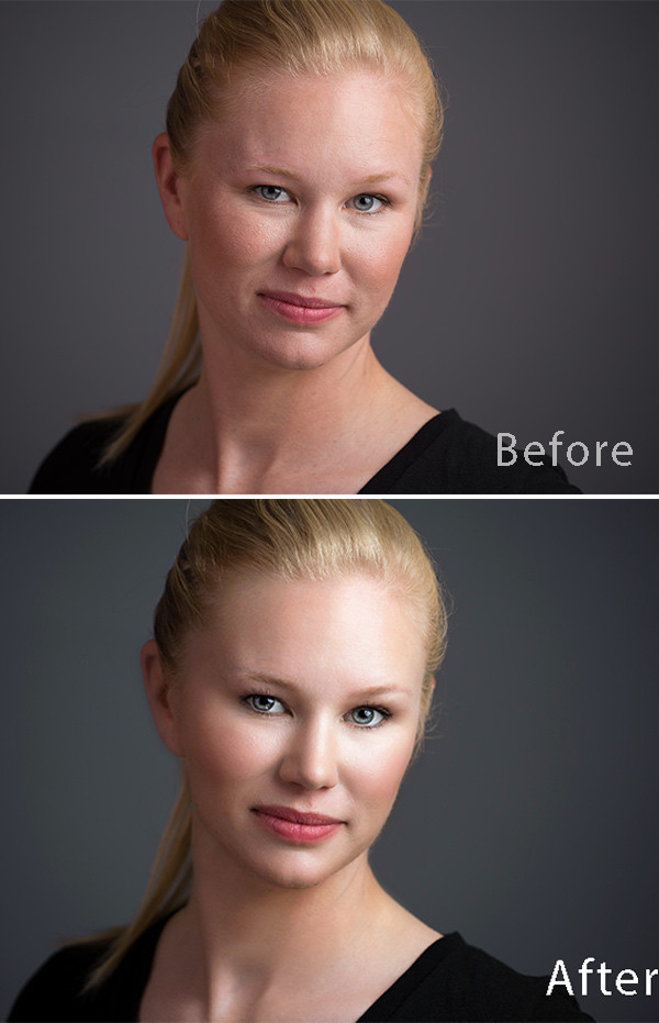 retouching Richard's Photogrpahy