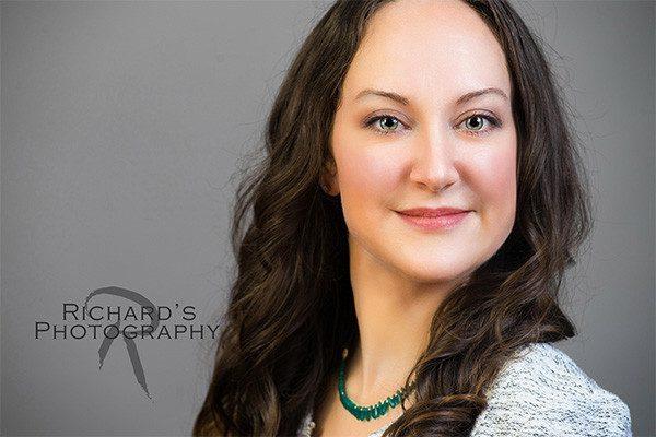 portrait of San Antonio woman real estate agent