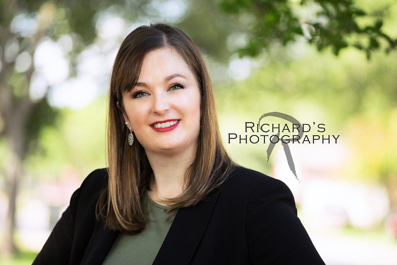 environmental portrait woman san antonio texas