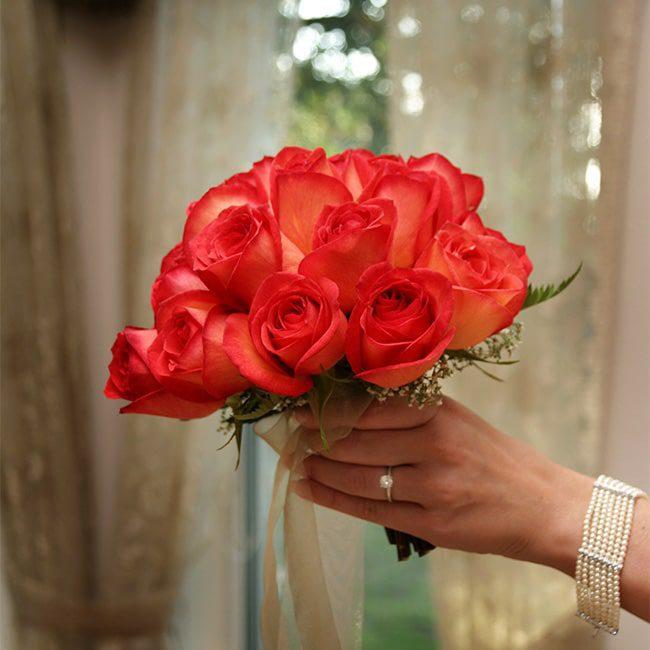 wedding bouquet of bride san antonio wedding