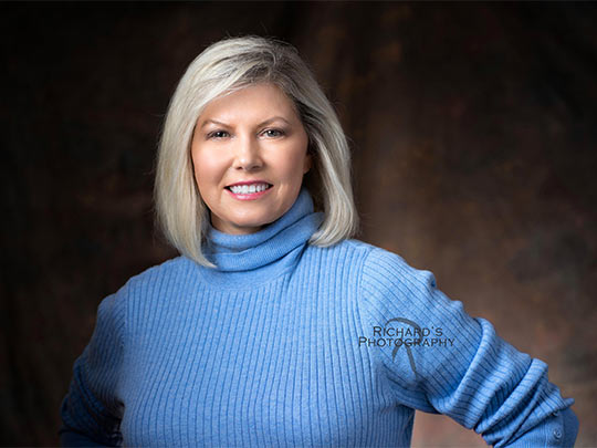 woman-professional-portrait-san-antonio-blue-sweater