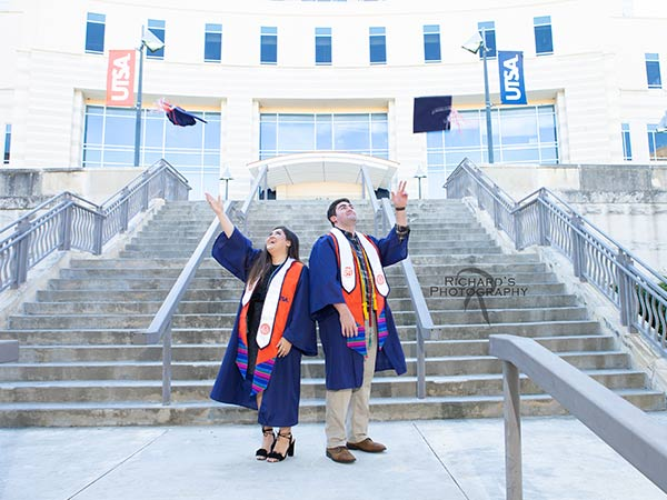 utsa-graduation-portrait-caps-in-the-air