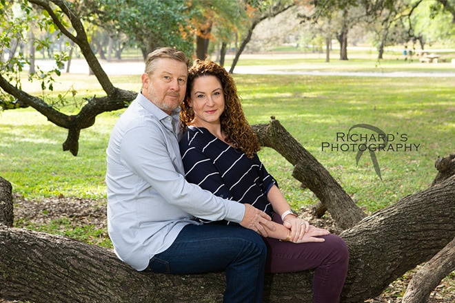 family pictures san antonio texas mom and dad on location