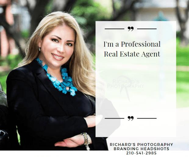 branding headshot photography real estate agent san antonio