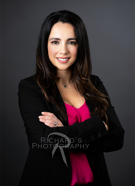 Woman-Headsjhot-Medical-San Antonio Headshot
