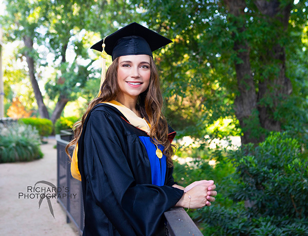 cap and gown graduation pictures girl san antonio texas pearl brewery