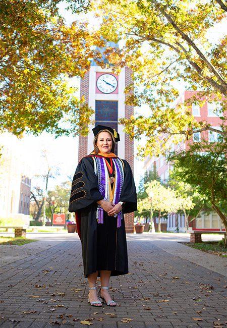 incarnate word graduation photos san antonio nursing