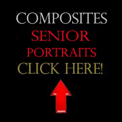 Photography Composites of Graduation Pictures