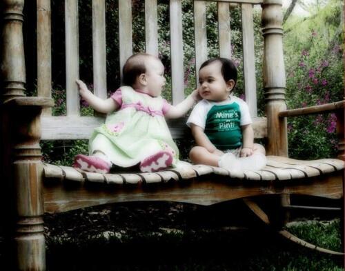 Baby Pictures Outdoor Photography in San Antonio Texas