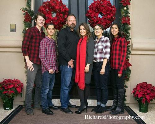 Family portrait photography San Antonio Tx