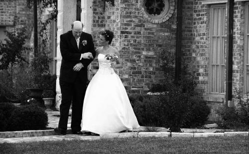 Wedding Photography Black and White San Antonio Texas