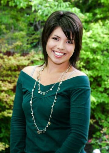 Girl senior portrait san antonio