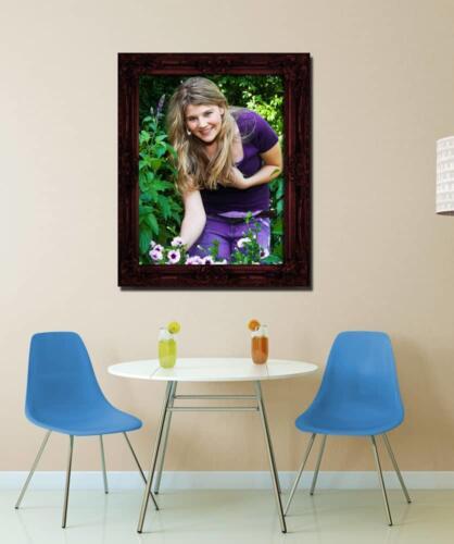 senior picture girl in purple san antonio tx photography