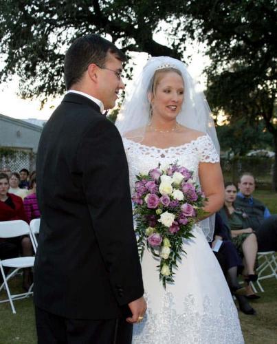 Wedding Photo San Antonio Texas