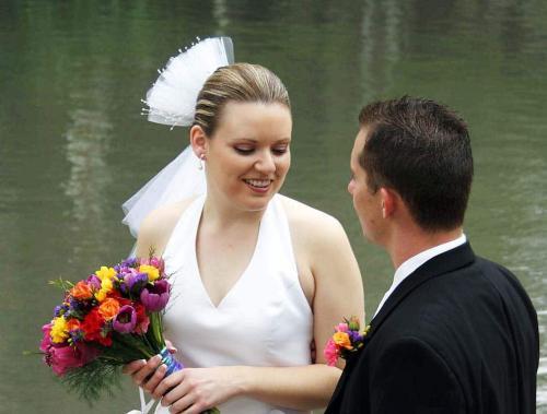 Riverwalk Wedding San Antonio Texas