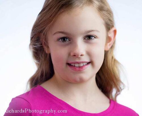 kids headshots san antonio texas photographer