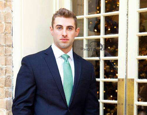 professional business portrait man in suit lawyer san antonio