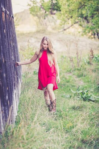 country girl high school senior san antonio 78248