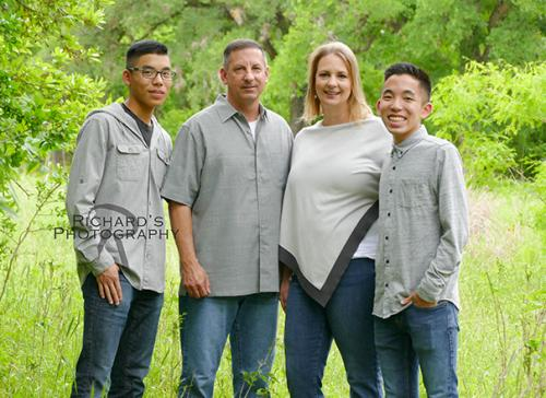 Family Portraits Ford Family