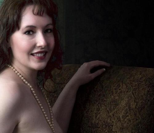 fine art boudoir photograohy woman smiling san antonio (1)