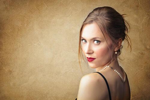 fine art woman portrait san antonio