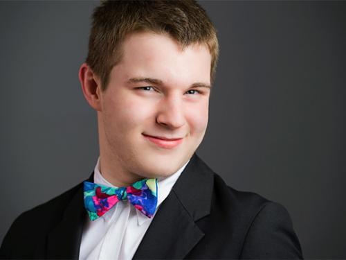 high school boy tuxedo indoor studio san antonio