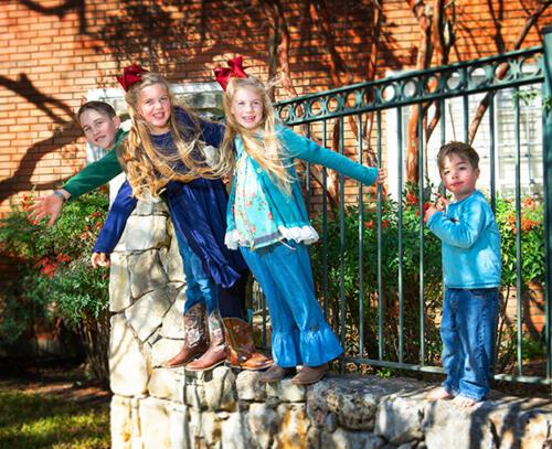 kids family pictures san antonio tx