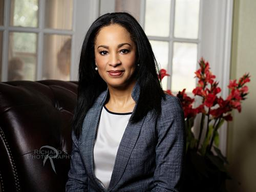 lawyer professional portrait woman san antonio