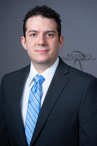 medical student application residency headshot san antonio male