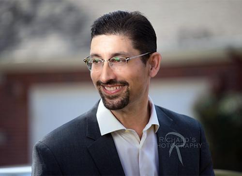 personal branding headshot san antonio business man in suit