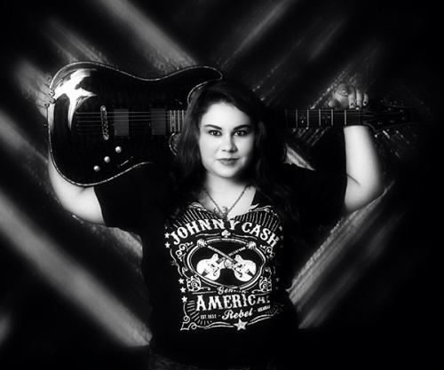 senior portrait girl guitar san antonio copy