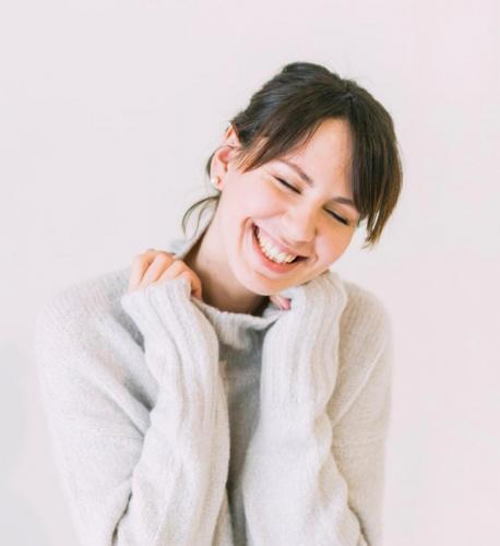 woman acting headshot smiling san antonio